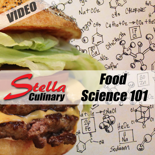 Food Science 101 - Video Index