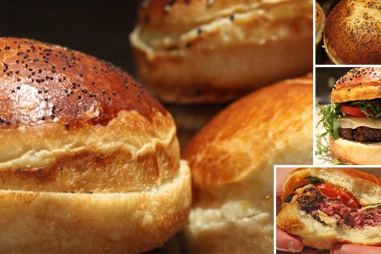 Hamburger Brioche Buns - Recipe