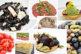 Italian Inspired Tasting Menu