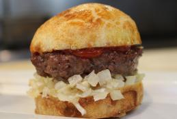 Hamburger Slider Bun