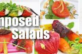 Stella Culinary School Podcast Episode 16| Composed Salads