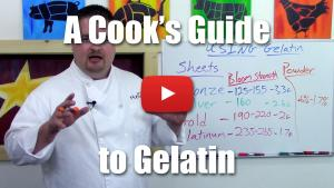 How to Use Gelatin Powders and Sheets - A Cook's Guide